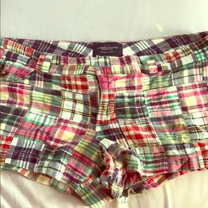 American Eagle Outfitters patterned shorts
